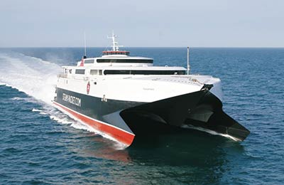 Isle of Man Steam Packet Ferries