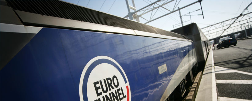 Eurotunnel Book Trains To France England With Eurotunnel