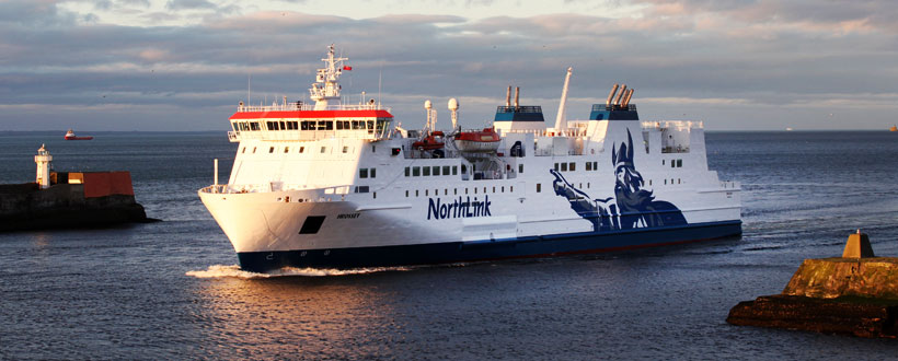 Northlink Ferries Book Ferries To Scotland Orkney And Shetland Islands Aberdeen Scrabster Stromness With Northlink Ferries